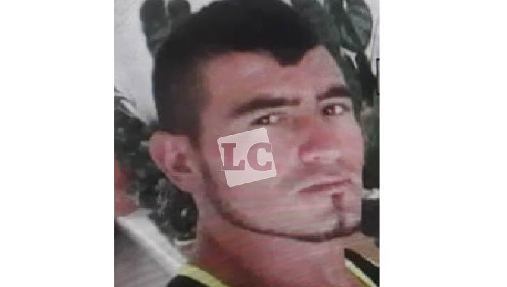 Bernardo Antonio Vega Buriticá, abatido por la Policía el sábado en Armenia
