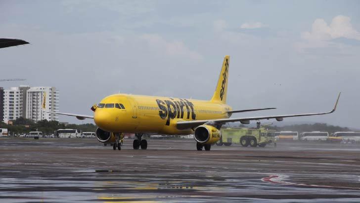 El país reactiva desde Cartagena sus vuelos internacionales con plan piloto