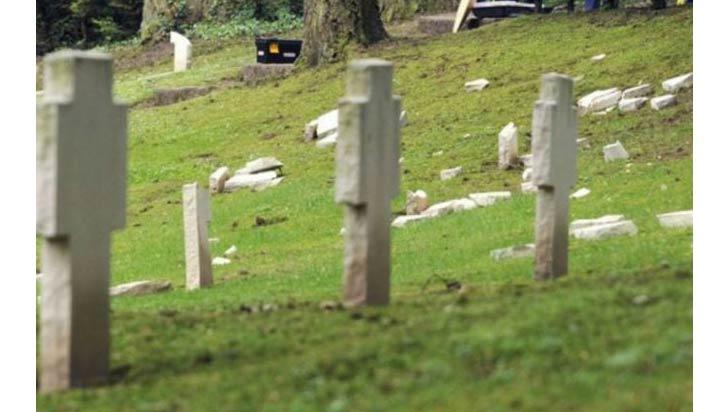 Justicia de Paz ordena proteger 5 cementerios de caldas donde habría víctimas de desaparición forzada