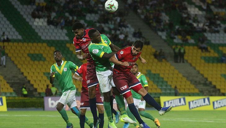 Tras retoma de la B, ahora el reto de Deportes Quindío es Fortaleza por Copa Dimayor