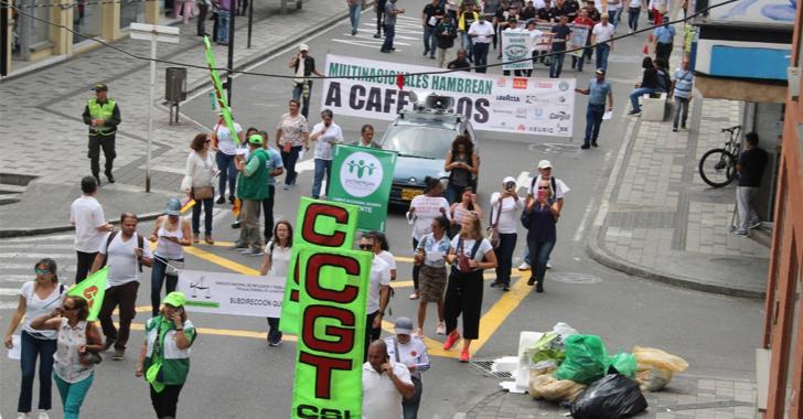 En Quindío se sumarán con caravana a protesta nacional