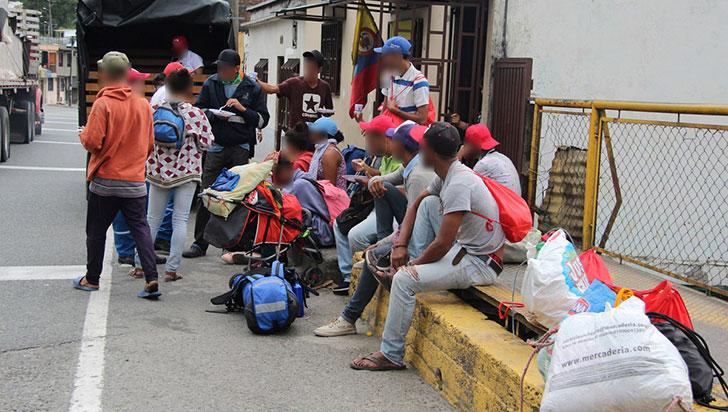 Según Migración, el doble de venezolanos que salieron del país, regresarían a Colombia
