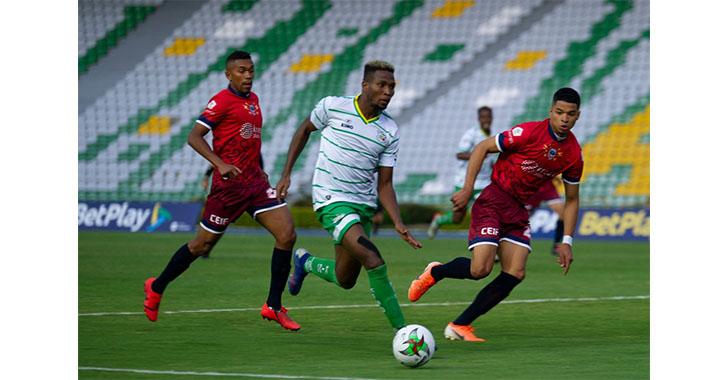 Deportes Quindío volvió a vencer a Fortaleza y avanzó a la tercera ronda de Copa Dimayor