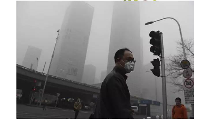 OMS: coronavirus afecta mas a la salud en urbes expuestas a años de polución