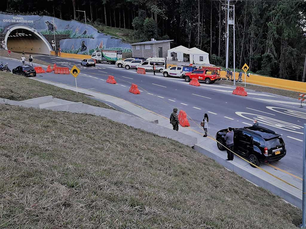 Túnel de La Línea, opacado por  mal comportamiento de turistas