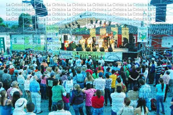 Tres días de fiesta y cultura en Salento