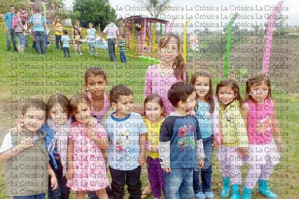 Celebración de los niños