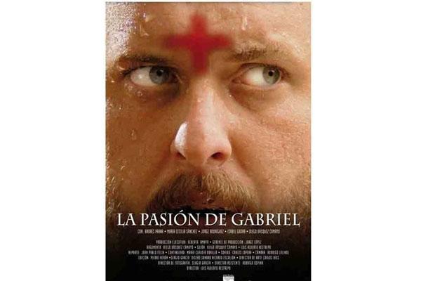 El 7 de agosto se estrena 'La Pasión De Gabriel'