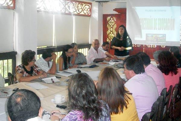 educacin-municipal-y-rectores-analizan-proyectos-2010