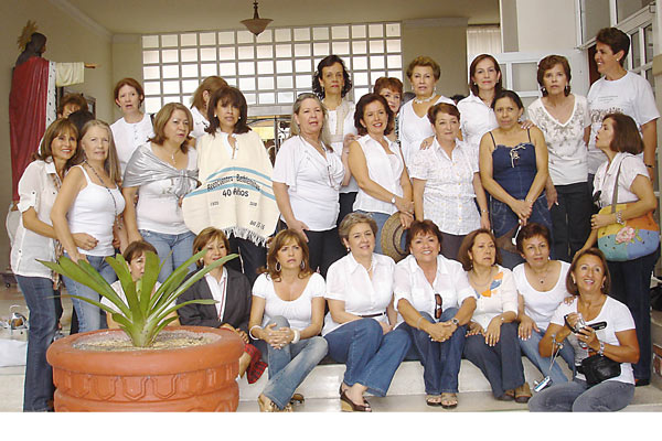 Encuentro bachilleres Bethlemitas 40 años 1970 - 2010
