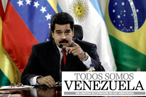 Maduro anuncia la detención de tres generales por conspirar