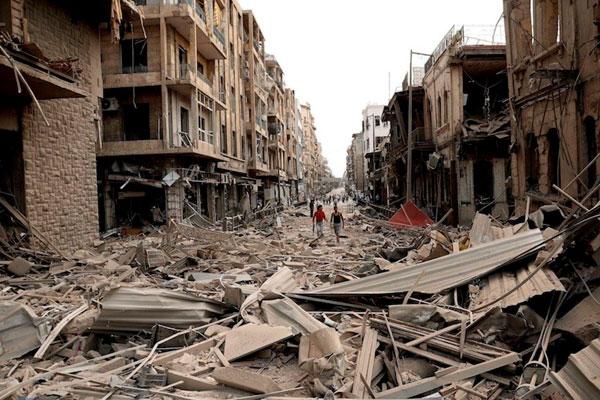 Más de 160.000 muertos desde el inicio del conflicto en Siria
