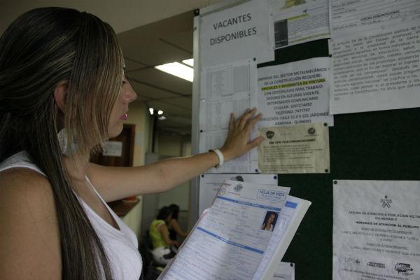 El desempleo en el mundo aumentará en 2014 en unos 3,2 millones de personas