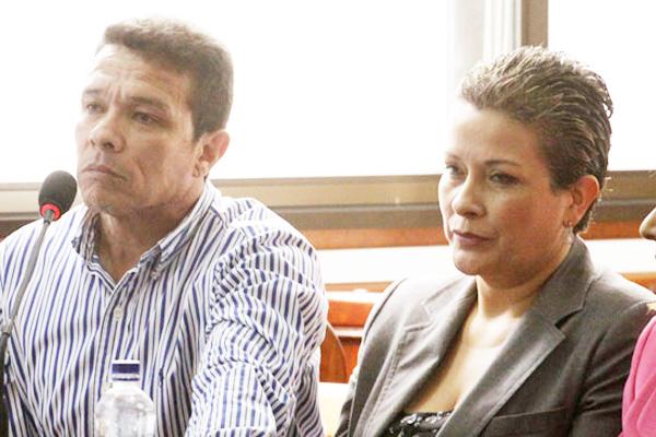 Édgar Giraldo Herrera y Yolanda González Vega —foto— continuarán en la cárcel, además del exdirector de la CRQ, Carlos Alberto Franco Cano.