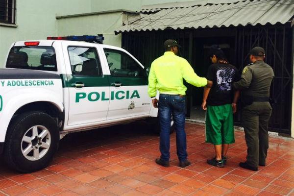 La detención se dio en el marco del plan Colombia Segura, capturas por orden judicial'.