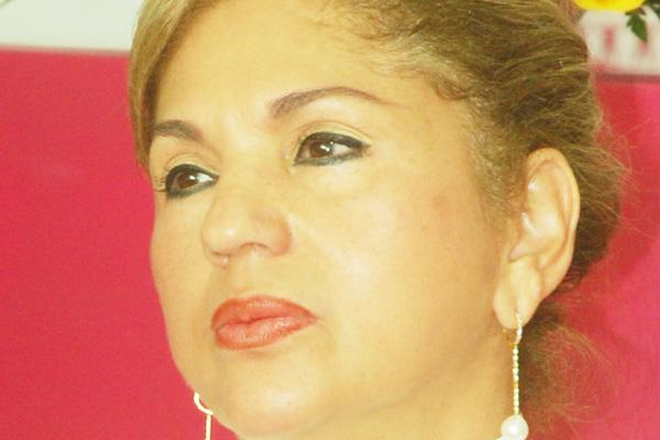 Amparo Arbeláez Escalante, exgobernadora del Quindío.