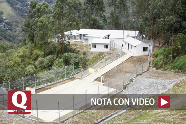 La Crónica digital: Las nuevas instalaciones están ubicadas a 400 metros de la antigua escuela.
