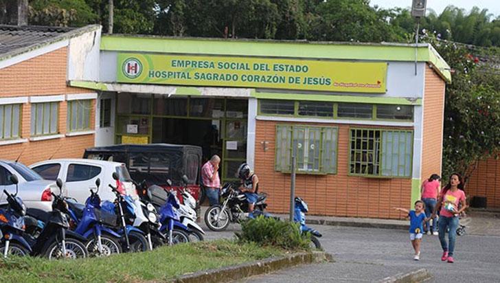 Obra del hospital de Quimbaya  ya tiene su primer ladrillo
