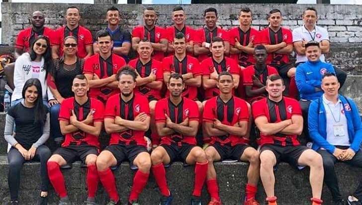 Credidayer, el único equipo quindiano en la Copa Ciudad Pereira