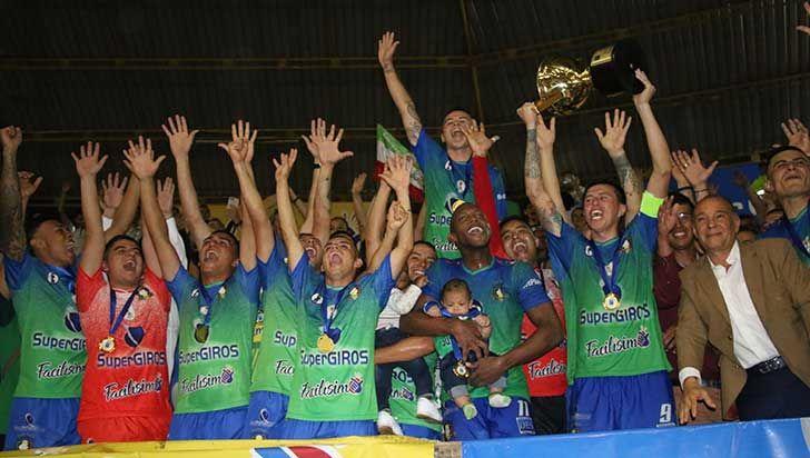 Caciques, en el grupo C de la Superliga de Microfútbol 2020