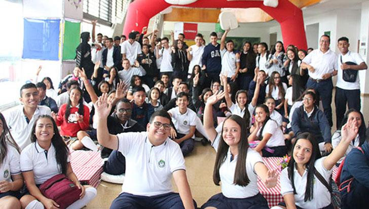 Desde este lunes empieza ExpoU,  una guía para que los bachilleres encuentren su vocación