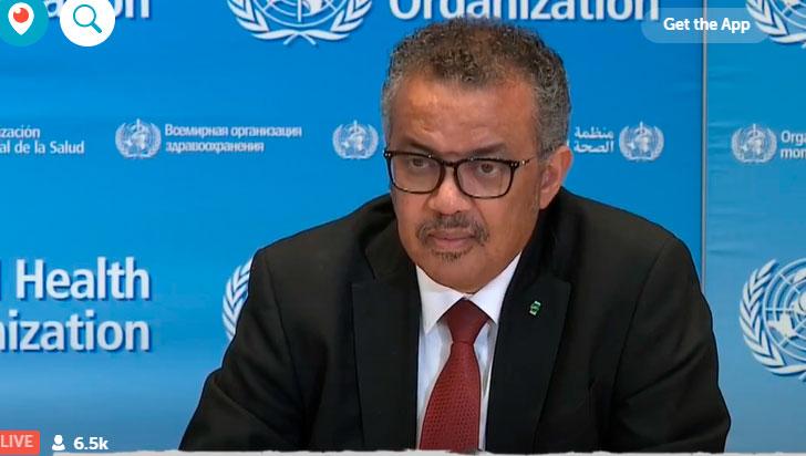 OMS: la victoria ante el Ébola puede ser usadas contra la covid