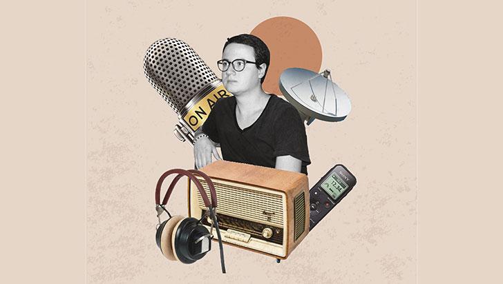 Periodismo ambulante:  una entrevista con David Trujillo