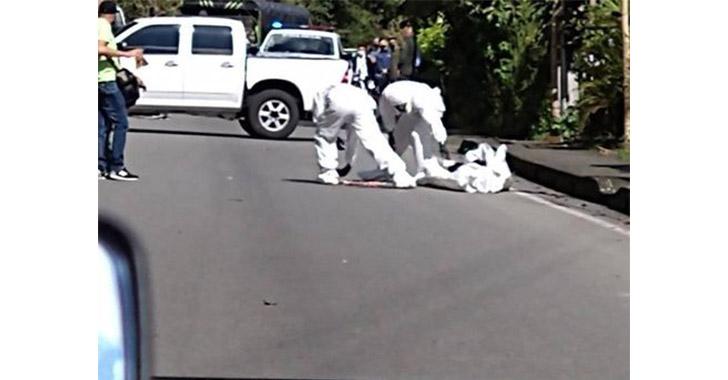 Una persona muerta tras accidente vial en el Alto del Río