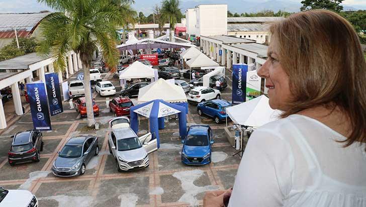 Canales digitales salvan ventas del  sector automotriz