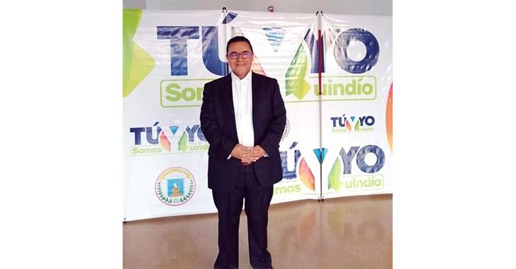 """""""El sector no estaba inconforme con mi gestión""""; Jorge Iván Espinosa"""