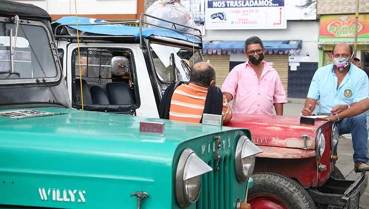 Jeep Willys ahora es patrimonio nacional