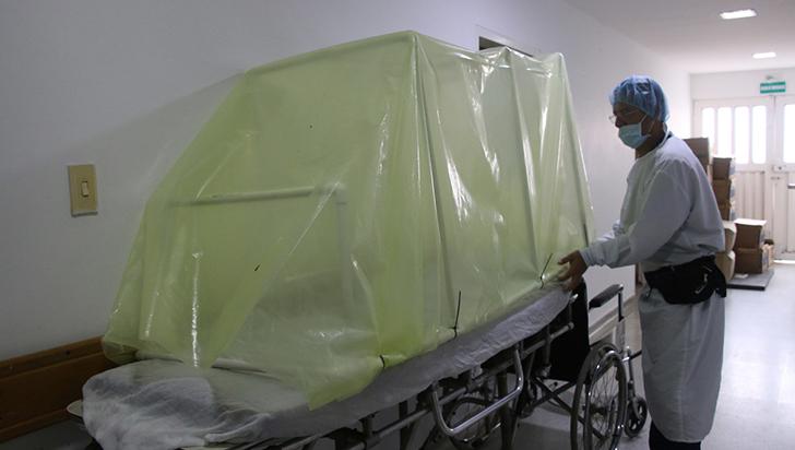 """Quindío no tiene cómo atender pacientes de otras regiones"""""""