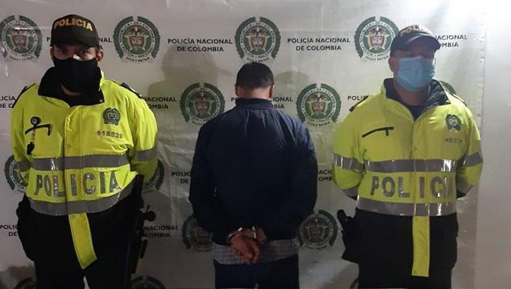 Sentenciado por homicidio de  comerciante en Circasia, capturado