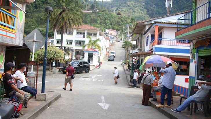 En Buenavista, la comunidad ha acatado medidas para hacerle frente a la Covid-19