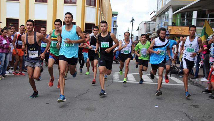 Atletas de alto rendimiento, meta del 2021 para Quimbaya