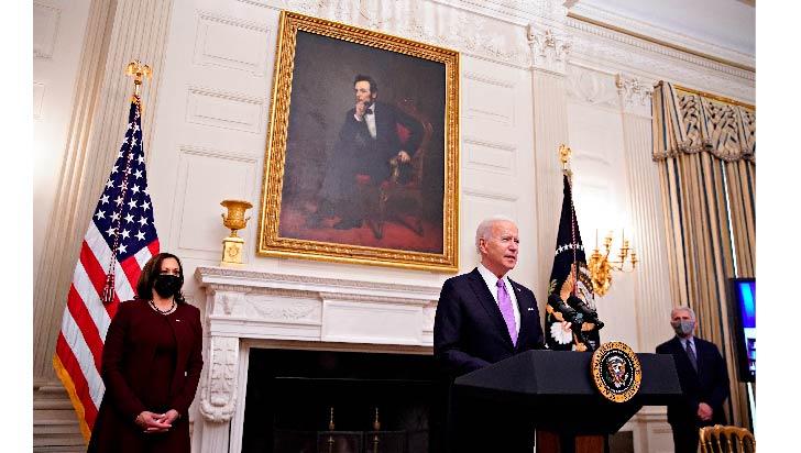 Objetivo número uno de Biden: desmontar el legado de Trump