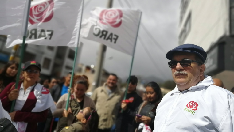 El partido político Farc anuncia que cambiará de nombre por su carga negativa