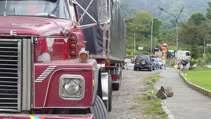 Transportadores anuncian movilizaciones el 15 de febrero para evitar 'frenar' la actividad