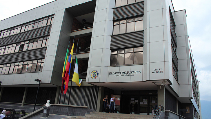 Ministro de Justicia ofreció apoyo para gestionar otro juez penal para el Quindío
