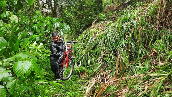 Alerta naranja en todo el departamento, emergencias por lluvias en varios municipios