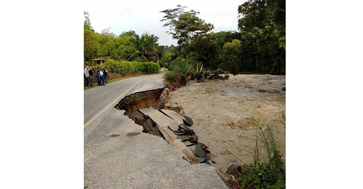 Emergencia en Córdoba por creciente de ríos y lluvias