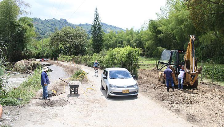 3 municipios quindianos en alerta amarilla temprana por deslizamiento