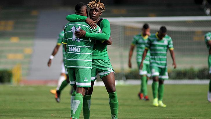 Deportes Quindío culminará primera fase contra Barranquilla