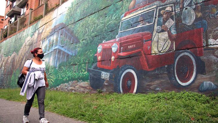 Proponen proyecto para reglamentar grafitis y murales en Armenia