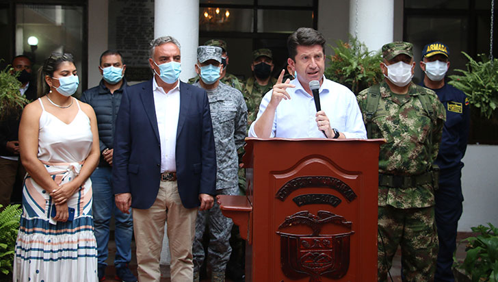 Ante Mindefensa, alcaldes expondrán acciones contra el microtráfico