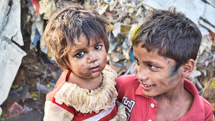 En países pobres, solo una de cada 500 personas ha recibido vacuna anticovid