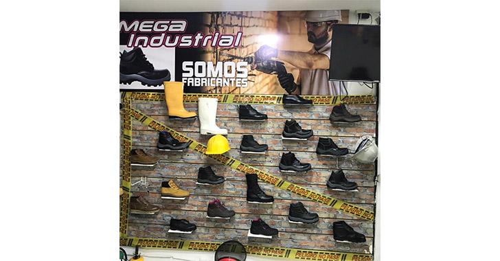 Megatennis, botas industriales con precios bajos