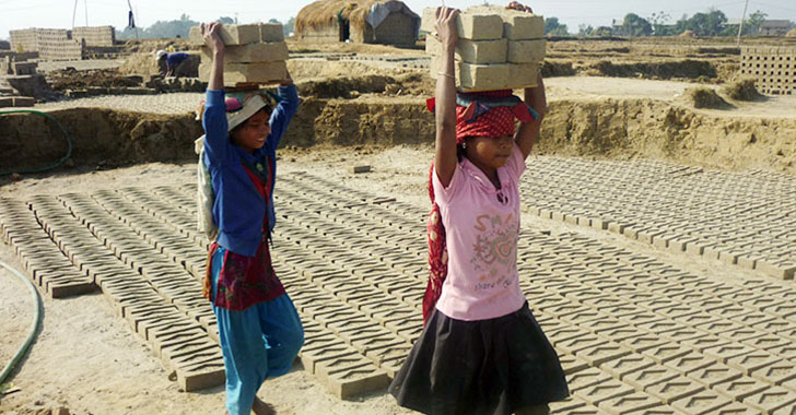 Trabajo infantil, un problema mayor