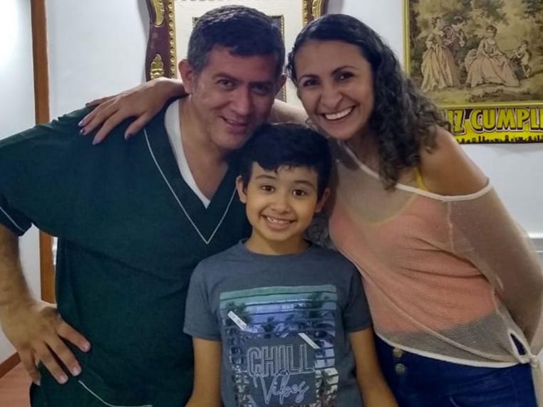 Feliz cumpleaños a Jacobo Zapata Bedoya