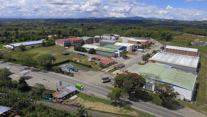 En Quindío Zona Franca  las operaciones están suspendidas
